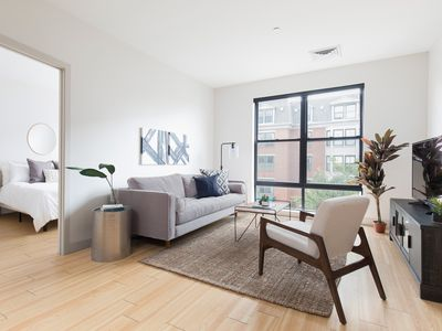 Photo for Sonder | Seaport District | Bright 2BR + Laundry