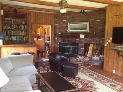 Photo for Ellicottville Ski House, Cozy Country Home Minutes from Slope