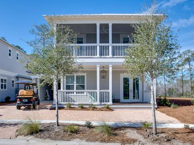 Photo for All of 2020 Rates Reduced! 6 seat Golf Cart! Pool* 3 Kings, Beach*! Stay Awhile at Naturewalk on 30A