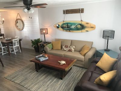Photo for Cozy Affordable (Pet Friendly) Walk to Beach