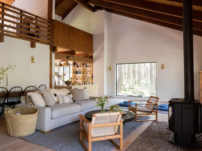Photo for Luxury Wellness Forest Retreat House