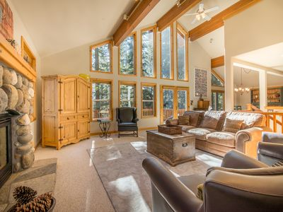 Photo for Beautifully furnished home in Tahoe City. Sleeps 10, minutes from Downtown!