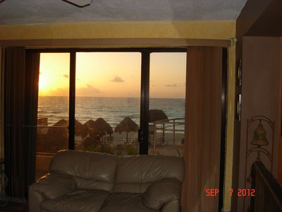 Photo for Immaculate Mexican Villa with Stunning view to the Caribbean