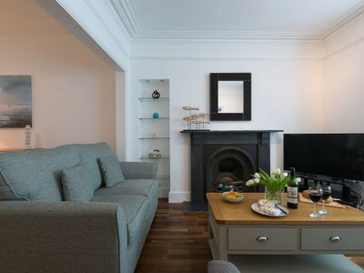 Photo for Pebbles Central St Ives - Sleeps 6 with Off Site Parking - Pet Friendly