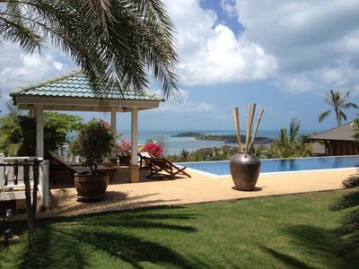 Photo for 4 Bedroom Panoramic Sea View Child Perfect Villa
