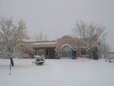 Photo for BEAUTIFUL, COMFORTABLE, WELL-EQUIPPED HOME IN TAOS - CASA VERDE JUANITA