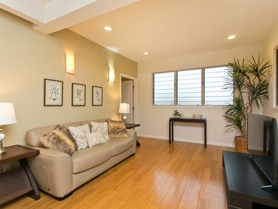 Photo for 4/3 bath Modern Home just minutes to Waikiki ~AC included~