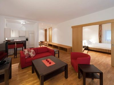 Photo for Apartment for 2 persons - residences Maximilian