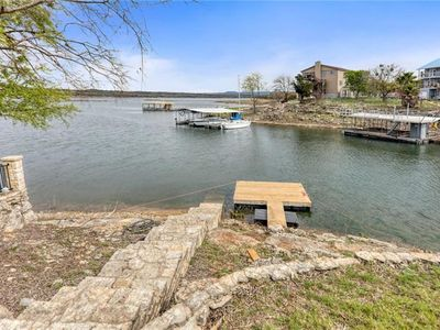 Photo for Waterfront on Lake Travis! Swim, Fish, Boat all at your doorstep!