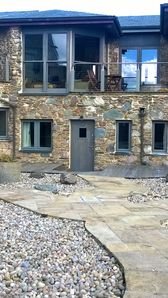 Character property built form local stone with eco credentials