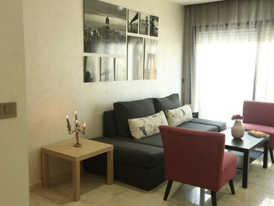 Photo for SQUALA apartment in Mon Casablanca aparthotel