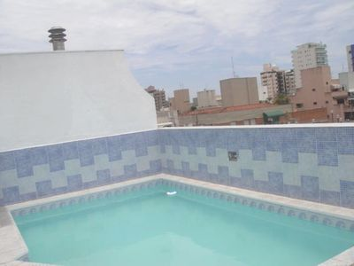 Photo for Magnificent Duplex Penthouse Location Noble prox. beach pool party room