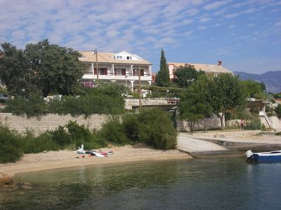 Photo for 2BR Apartment Vacation Rental in Insel Rab, Kvarner Bucht