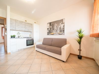 Photo for Bright Apartments Desenzano - Cascinale Pool 1 bedroom