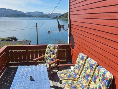 Photo for Vacation home Rundereim in Selje - 6 persons, 3 bedrooms