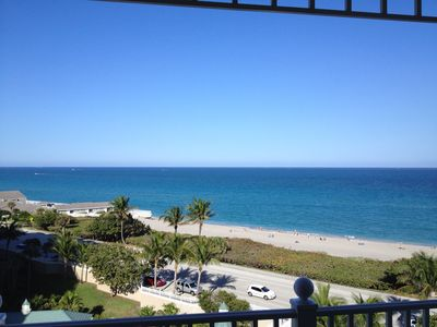 Photo for Updated 2 Bedroom Condo in Jupiter Beach Ocean Racquet with Short walk to Beach