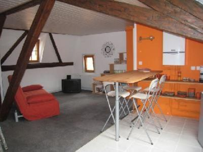 Photo for Apartment in Alsatian typical house