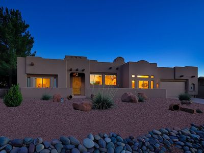 Photo for *SANITIZED* Casa Concho ~ Escape to Relaxed & Spacious Home w/ Sedona Red Rock Views