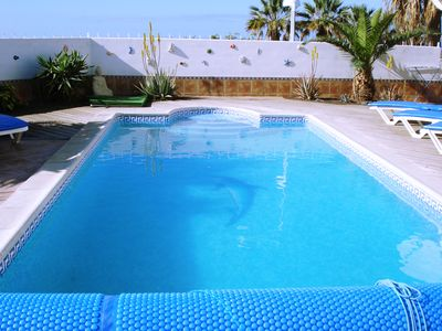 Photo for Boutique Style Villa With Heated Private pool. Sleeps 6