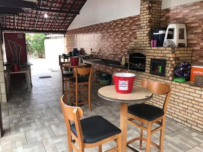Photo for Beautiful house with 4 bedrooms and barbecue