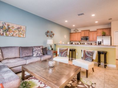 Photo for Soak up the sun in your own private pool at this beautiful town home!