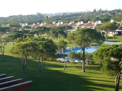Photo for Lovely 3 bed apartment in beautiful Vila Sol resort, 3 pools, nr beach & marina
