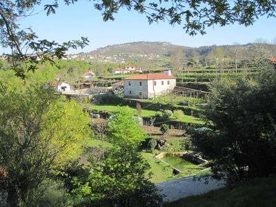 The property in Spring