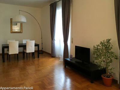Photo for Large apartment suitable for families with children or groups