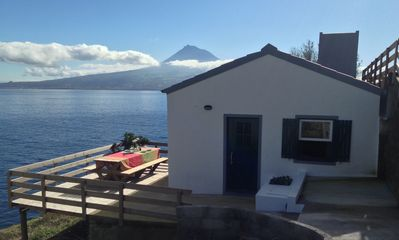 Photo for Natural Park, Faial Island Casa Monte Guia 2 bedroom House