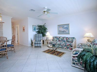 Photo for Sanibel Arms, A6 - Dock Side, 1 Bed/1 Bath