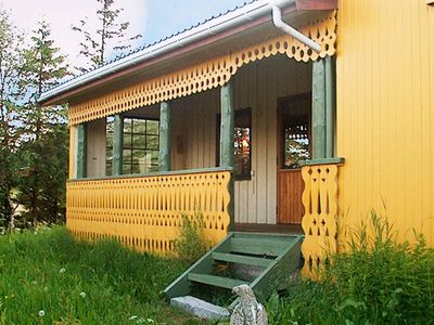 Photo for 6 person holiday home in Ballangen