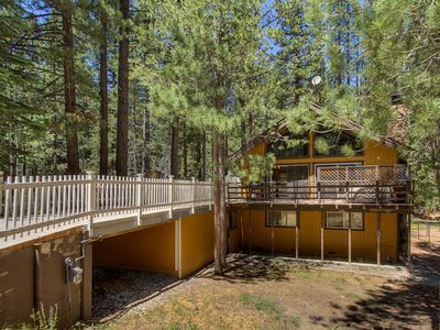 Photo for 4BR House Vacation Rental in So.Lake Tahoe, California