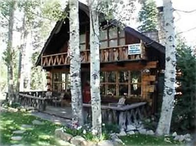 Photo for Charming Tahoe Cabin in Creekside Setting Close to Lake