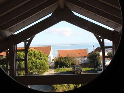 Photo for Home 6 people village canon peninsula of Cap Ferret