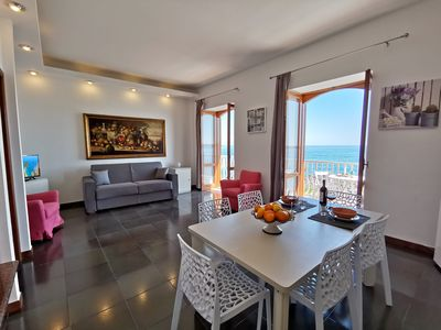 Photo for SUPER views & Astonishing apartment seaview