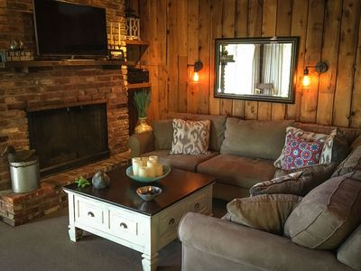 Photo for Social Distancing Gem! Pet friendly with Hot Tub & Private Dock