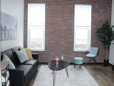 Downtown Industrial Loft