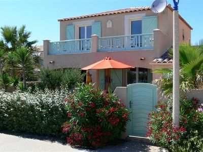 Photo for Dream of a holiday home right by the beach with spectacular panoramic views
