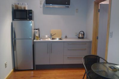 Self Contained Unit Kitchen
