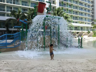 Photo for AZURE URBAN RESORT RESIDENCES.. STAYCATION Big Wave Pool and near to the SM Mall