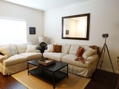 Photo for Modern Bargains - Lucaya Village - Amazing Relaxing 3 Beds 2 Baths Townhome - 3 Miles To Disney