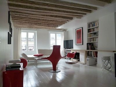 Photo for APARTMENT DESIGN IN THE MARAIS