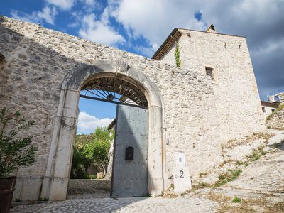 Photo for 8BR Castle Vacation Rental in Lecce Nei Marsi, Abruzzo