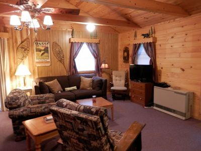 camp living room