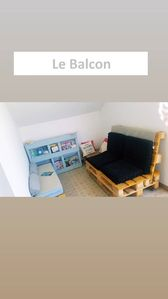 Photo for Apartment in house Sainte Suzanne