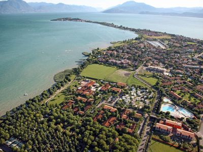 Photo for Apartment The Garda Village Sirmione (SIR203) in Sirmione - 6 persons, 2 bedrooms