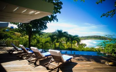 Photo for VILLA RED SUN - Stunning 5 bedroom villa in Galley Bay - Private Pool & Beach Acces