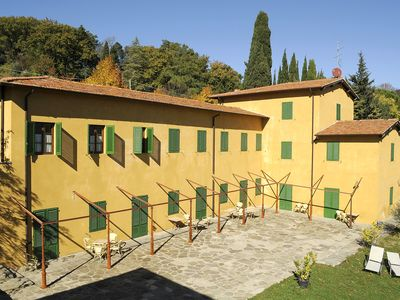 Photo for Beautiful apartment in a farmhouse a few steps from Florence