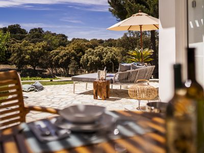 Photo for Beautiful property with private pool and tennis court and sensational location