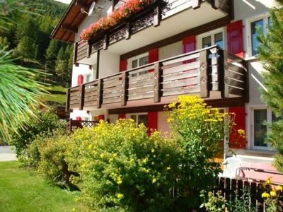 Photo for Apartment Morgenrot in Saas-Grund - 4 persons, 1 bedrooms